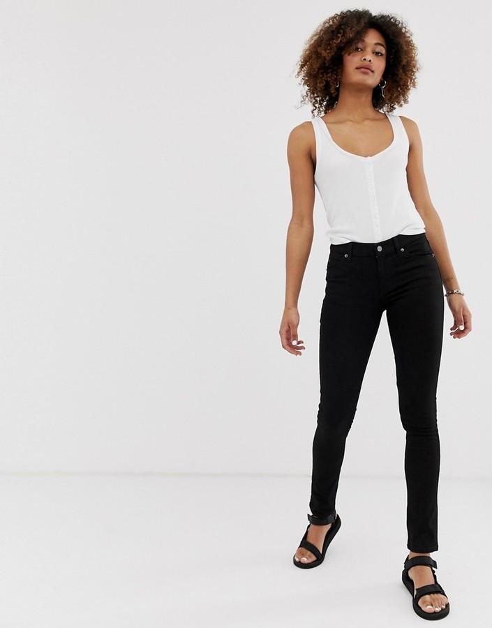 Cheap Monday mid rise skinny jean