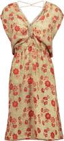 Etoile Isabel Marant Slaze floral-print crepe de chine dress