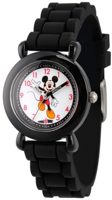 Disney Boy' Diney Mickey Moue Platic Time Teacher Watch -