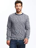 Old Navy Marled Crew-Neck Sweater for Men
