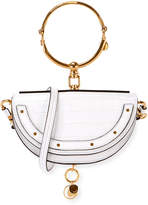 Chloé Nile Metallic Minaudiere Shoulder Bag