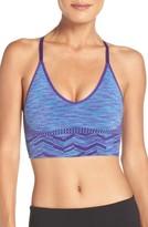 Women's Climawear 'Breakthrough' Jacquard Knit Sports Bra