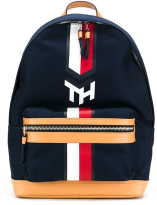 Tommy Hilfiger Sky Captain Flap Backpack