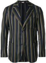 Massimo Alba striped single breasted blazer