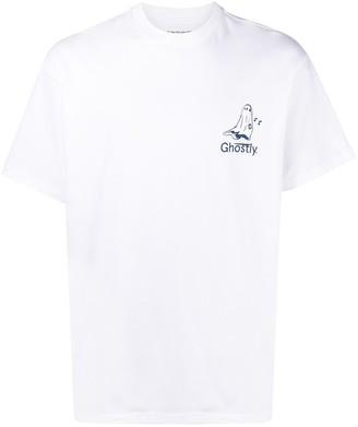 Carhartt Work In Progress x Relevant Parties logo-print T-shirt