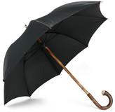 Francesco Maglia - Lord Chestnut Wood-Handle Twill Umbrella