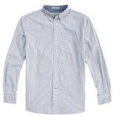 Nautica Jeans Co. Long-Sleeve Striped Woven Shirt