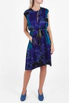 Raquel Allegra Tie Dye Dress