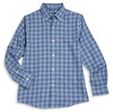 Vineyard Vines Toddler's, Little Boy's & Boy's Bayville Checkered Shirt