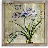 Bed Bath & Beyond Floral Foil 2 Mirror Frame