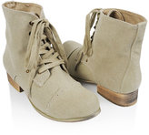 Desert Storm Ankle Boots