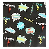 Meri Meri Super Heros paper napkins - Set of 16