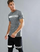 Bjorn Borg Performance T-shirt In Grey