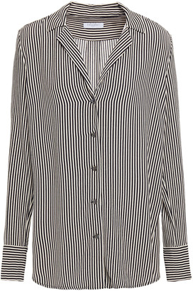 Equipment Striped Woven Shirt
