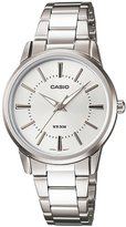 Casio Women's Core LTP1303D-7AV Stainless-Steel Quartz Watch
