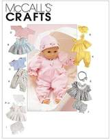 Mccall's M6233 Doll Clothes Package