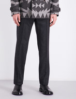 Ralph Lauren Purple Label Tapered wool-blend trousers