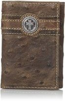 Ariat Men's Circle Cross Overlay Tri-Fold