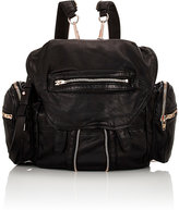 Alexander Wang Women's Marti Backpack-BLACK, NO COLOR