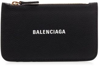 Balenciaga Cash Long Coin And Card Holder