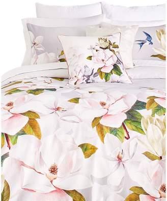 Ted Baker Opal 230-Thread Count Cotton Sateen 3-Piece Duvet Cover Set