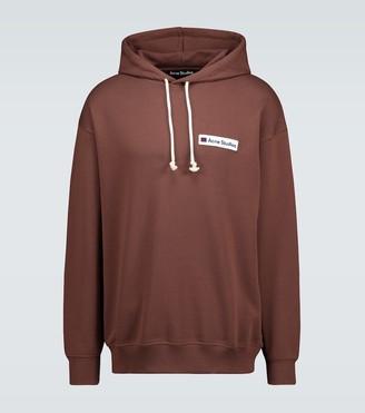 Acne Studios Farrin hooded sweatshirt