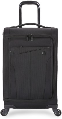 "Swiss Gear 6067 25"" Getaway 2.0 USB Garment Carry-On Spinner Luggage"