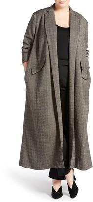 Pari Passu Virgin Wool Robe Coat