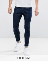 Lee Spray On Power Stretch Jeans One Wash Exclusive