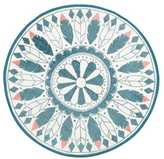 H&M Round Cotton Rug