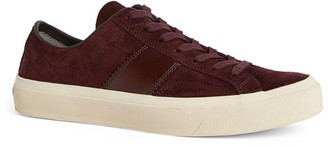 Tom Ford Suede Cambridge Sneakers