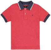 Hackett Sale - Contrasting Collar Polo