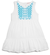Design History Girls' Embroidered Dress - Little Kid