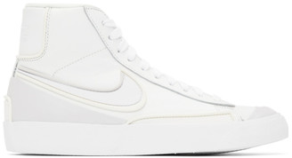Nike White Blazer Mid 77 Infinite Sneakers