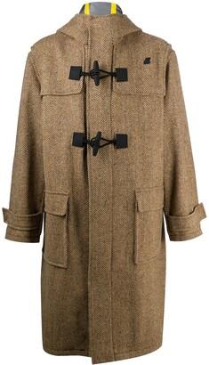 K-WAY R&D Hooded Duffle Coat