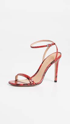 Schutz Altina Ankle Strap Sandals