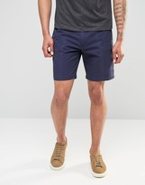 Penfield Chino Shorts in Navy