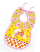 Mackenzie Childs MacKenzie-Childs Toddler's Bunny Bib