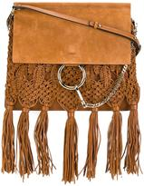 Chloé Faye tassel shoulder bag - women - Calf Leather/Calf Suede - One Size