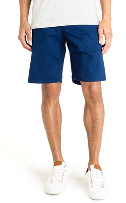 Good Man Brand Wrap Diamond Dash Slim Fit Shorts