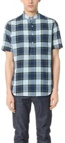Gitman Brothers Daywatch Japanese Voile Popover