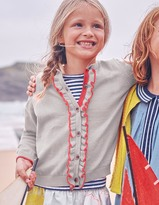 Boden Frilly Cardigan