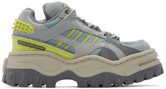 Eytys Blue Grand Prix Sneakers