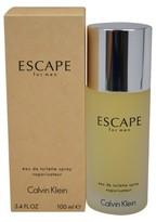 Calvin Klein Men's Escape by Eau de Toilette Spray - 3.4 oz