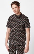 rhythm Casablanca Short Sleeve Button Up Shirt
