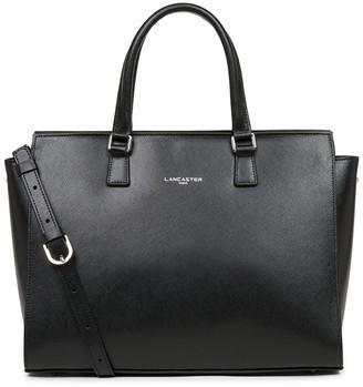 Lancaster Paris Saffiano Intemporel Large Satchel Bag