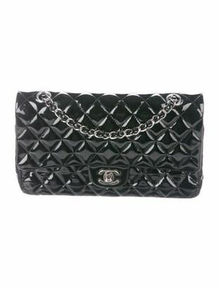 Chanel Classic Medium Double Flap Bag Black