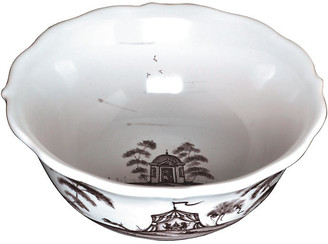 Juliska Country Estate Cereal Bowl - White/Black