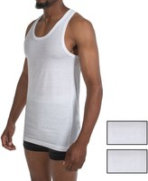 2xist Jersey Tank Top - 3-Pack (For Men)