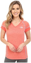 The North Face Reactor V-Neck Short Sleeve